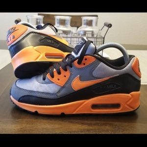 nike air max 90 Size 6y 7.5 Wmns Grey